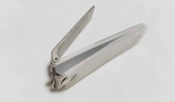 無印良品の爪切りはよく切れると話題