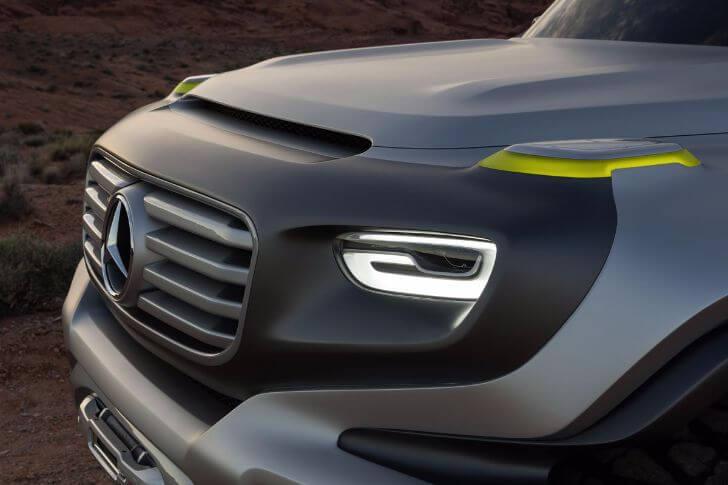新型GクラスコンセプトカーEner-G-Forceイメージ5