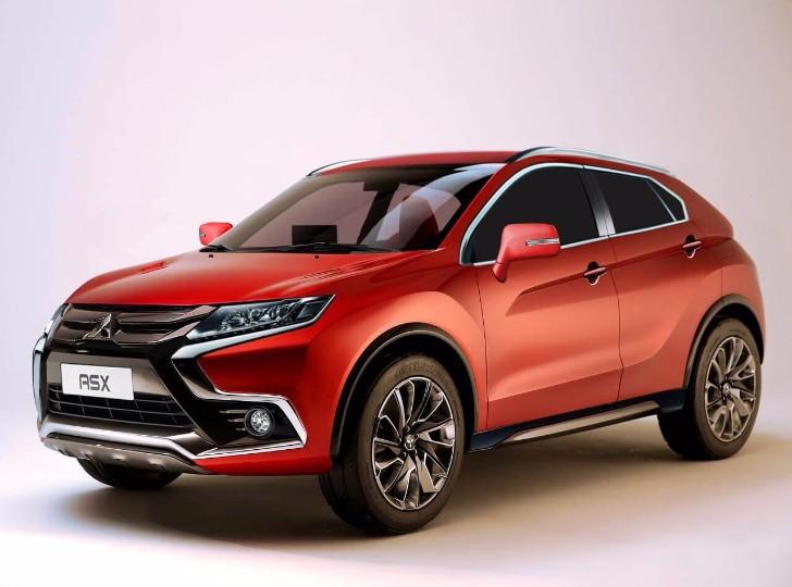 三菱自動車の次期新型RVR(海外名:ASX)はプラグインハイブリッド電気自動車?   LIFEラボ