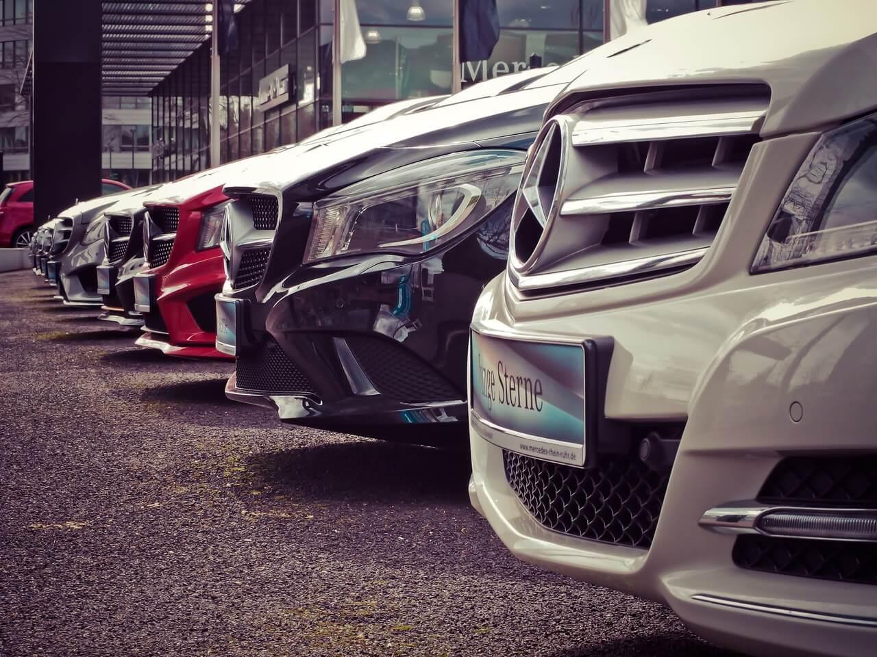 状態が良い中古車の購入を見極めるポイント:外装(エクステリア)