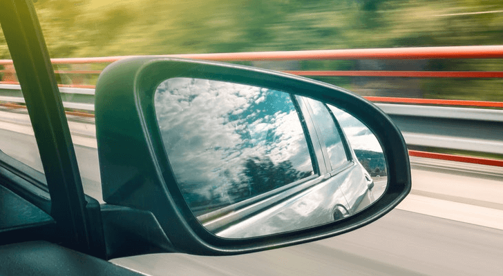 アウディ自動車保険プレミアムのメリット③:ドアミラー損害補償