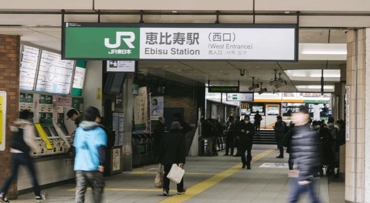 恵比寿駅周辺のパーソナルトレーニングジム