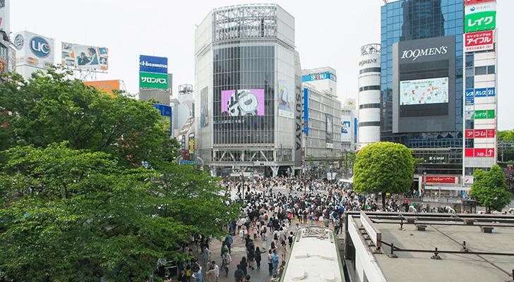 渋谷駅周辺のパーソナルトレーニングジム