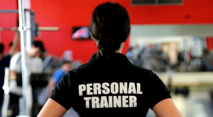 パーソナルトレーニングイメージ
